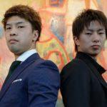 【ボクシング】ついに実現!田中恒成VS田口良一!