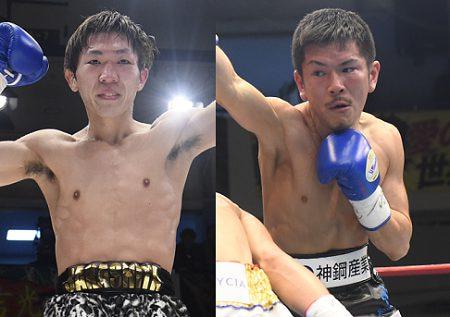【ボクシング】WBOAPフライ級王座決定戦!阪下 優友vs望月直樹!
